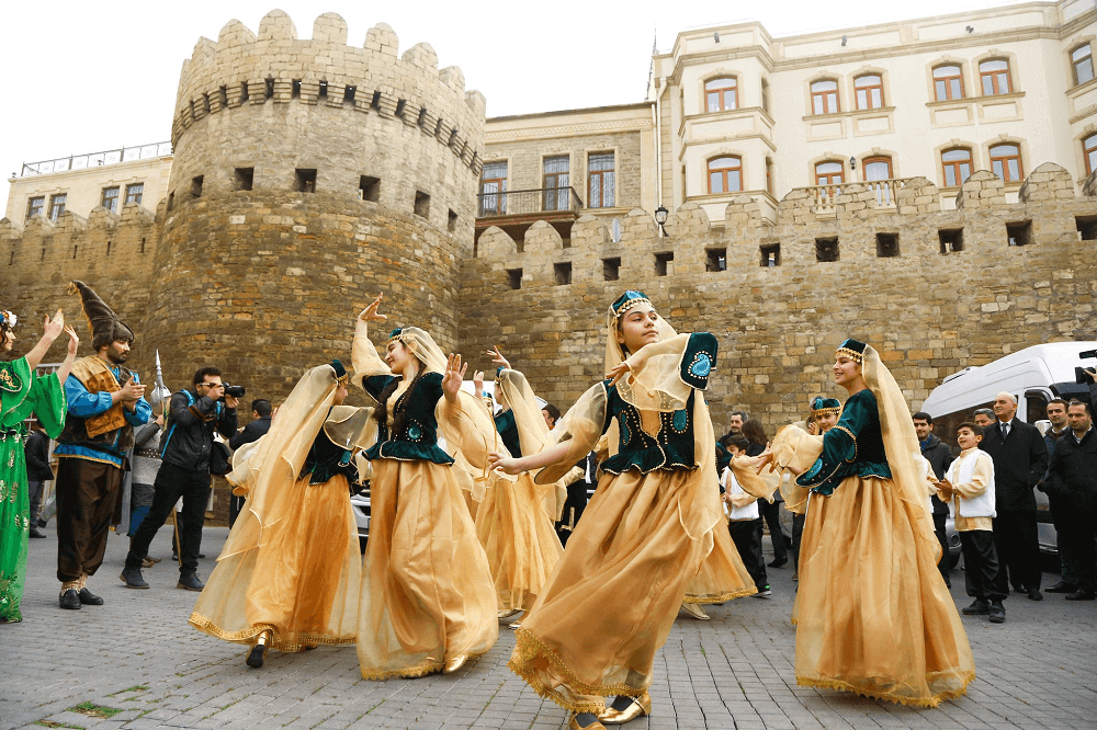 Новруз в Азербайджане