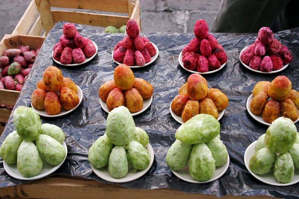 Плоды кактуса так полюбившегося тунисцам