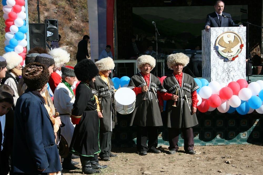 Праздник в Табасаранском районе Дагестана / mr-tabasaran.ru