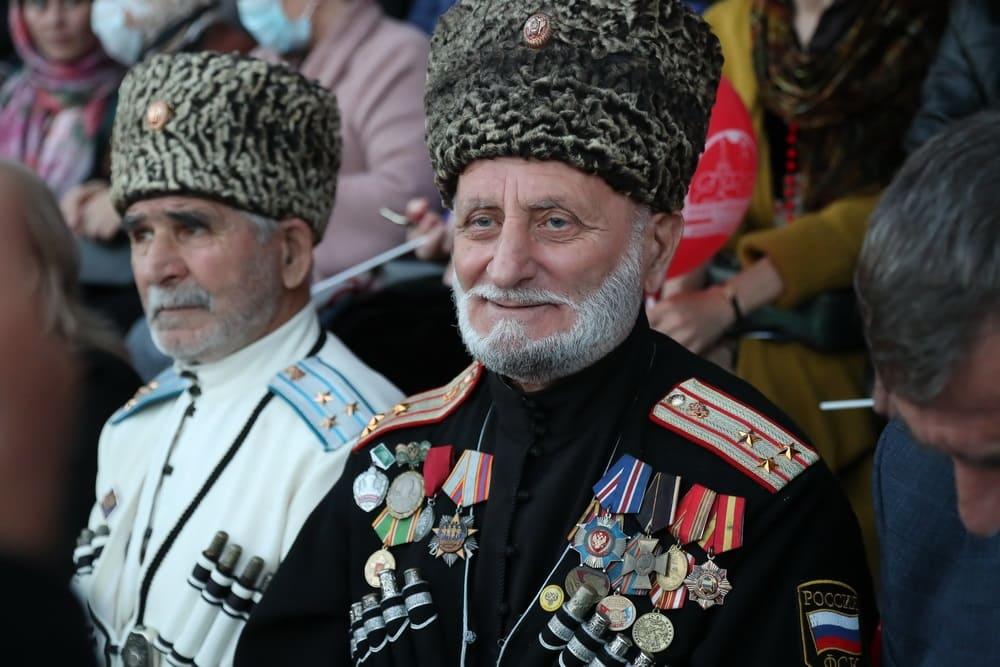 Старцы Кавказа