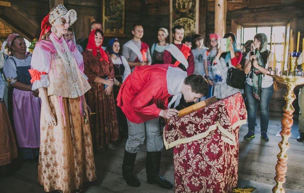 Свадебные традиции карелов