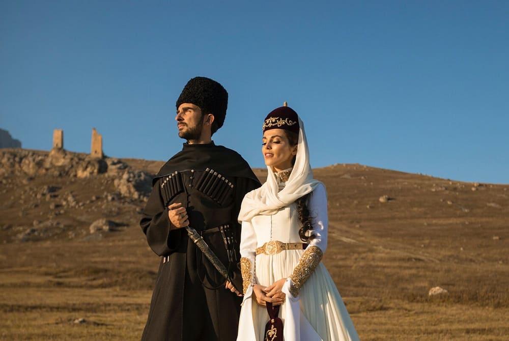 Свадьба в Кабардино-Балкарии
