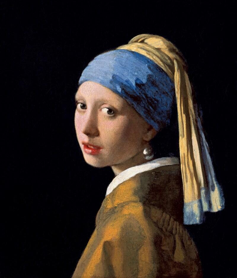 Ян Вермеер «Девушка с жемчужной серёжкой»
