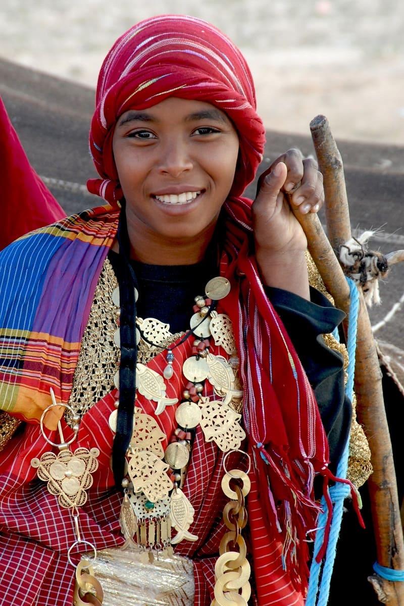 Тунисская девушка /© Herbert Bieser / Pixabay