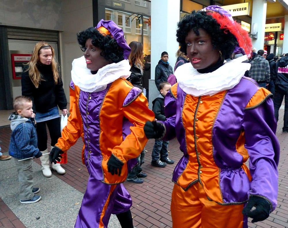 Даже девушки могут быть Черными Питами / © Archibald Ballantine / wikipedia.org