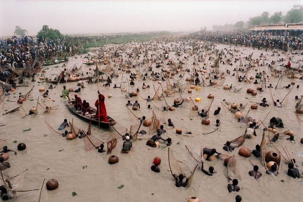 Фестиваль рыболовной ловли Аргунгу