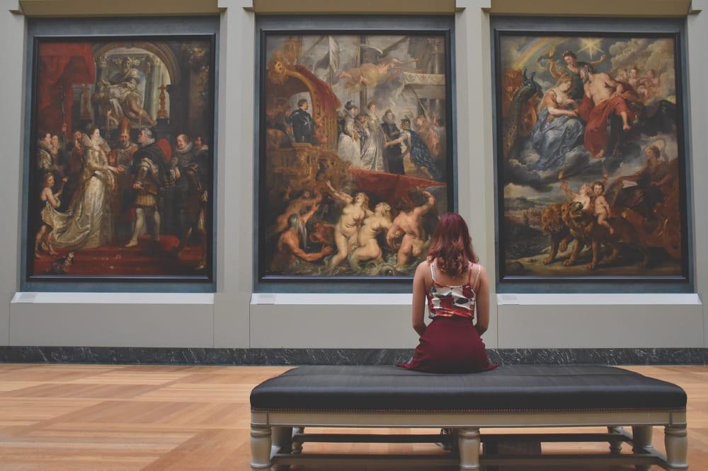 Коллекция Лувра