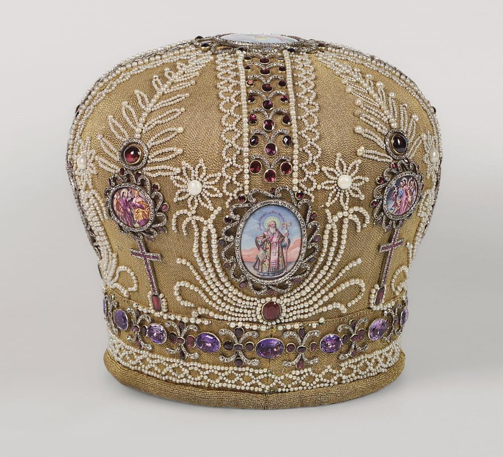 Митра, 1840-е годы / hermitagemuseum.org