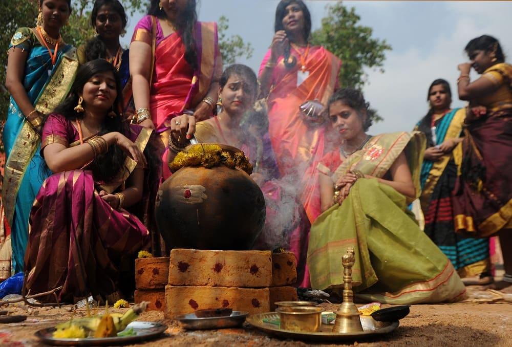 Понгал в Индия / s.alqabas.com