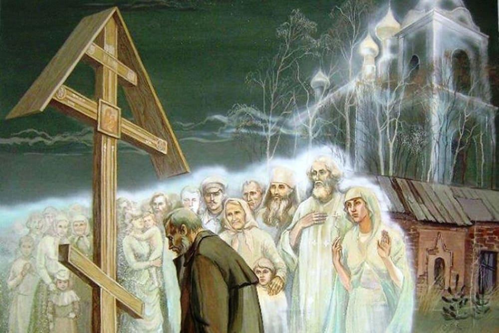 Радоница - день почитания предков / nepsite.ru