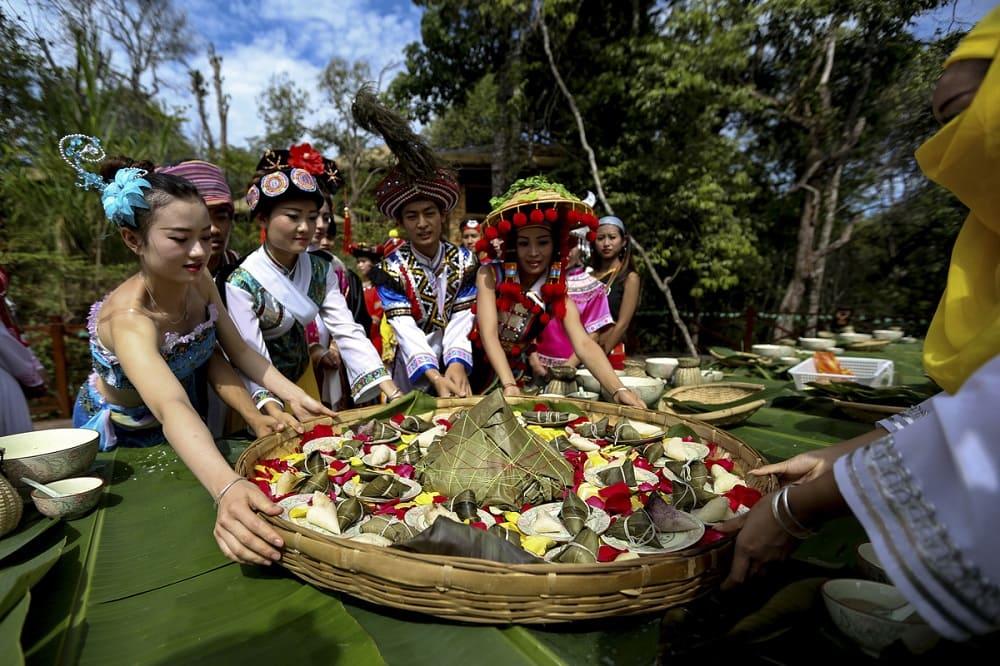 Традиционное угощение / reuterscommunity.com