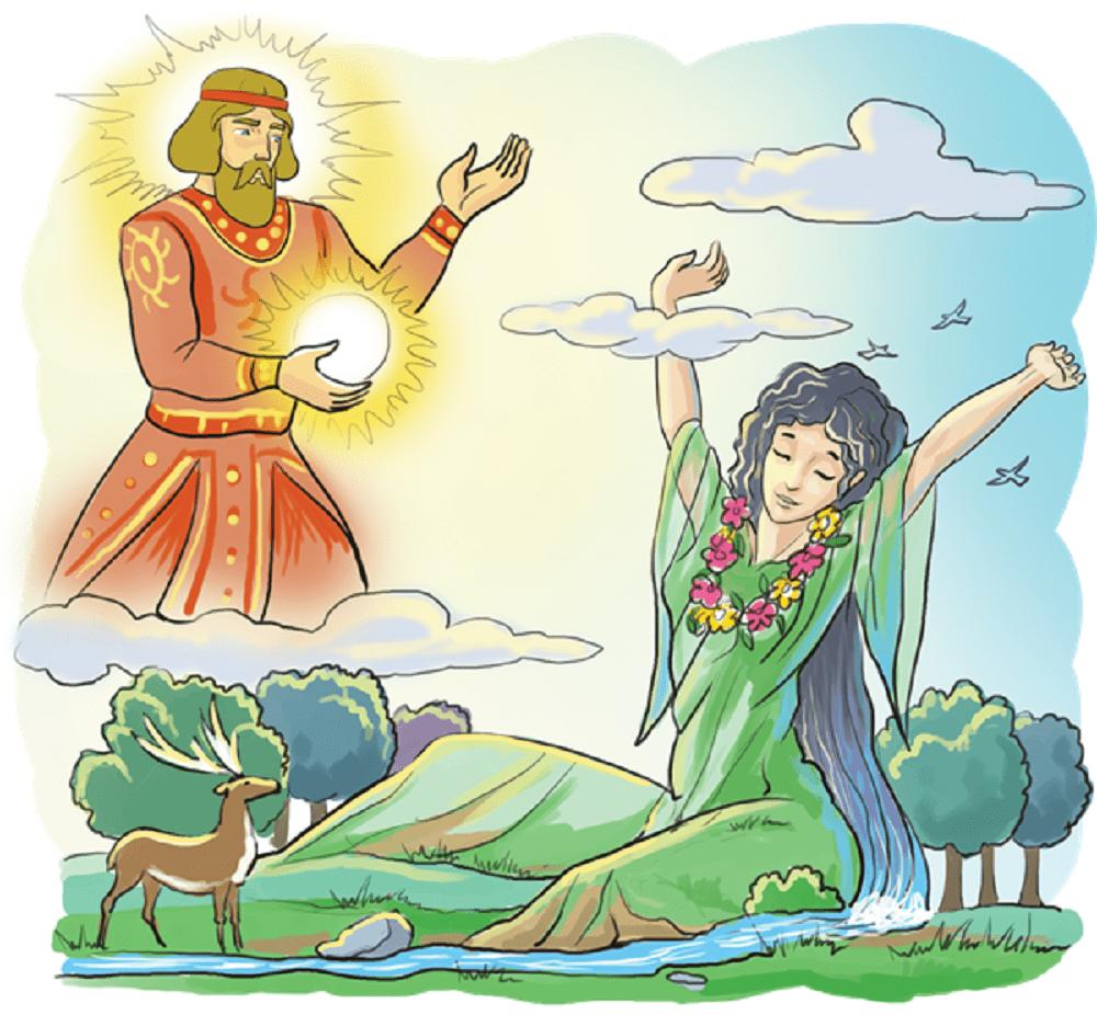Ярило и Мать Земля