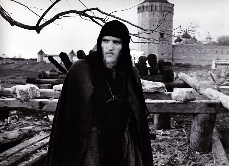 Кадр из фильма «Андрей Рублёв»