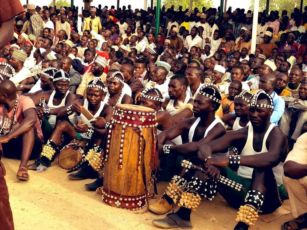 Фестиваль в Нигерии