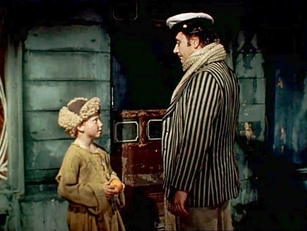 Кадр из фильма 1976 года «Двенадцать стульев»
