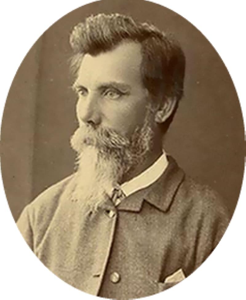 Фотография Льва Григорьевича Соловьёва