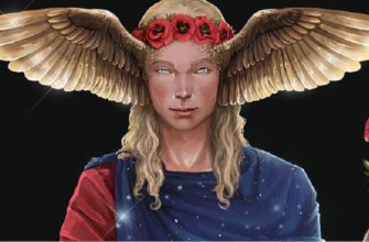 Гипнос бог сна Aurora DiesVitae Scaioni diesvitae.artstation.com