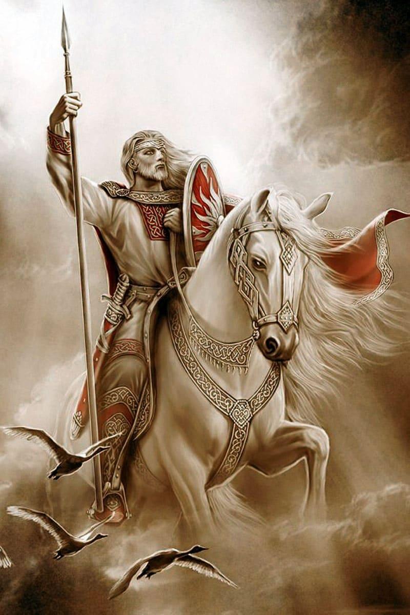Игорь Ожиганов «Бог Хорс»