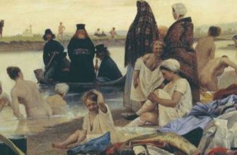 Картина «Приплыли» или «Монахи. Не туда заехали»