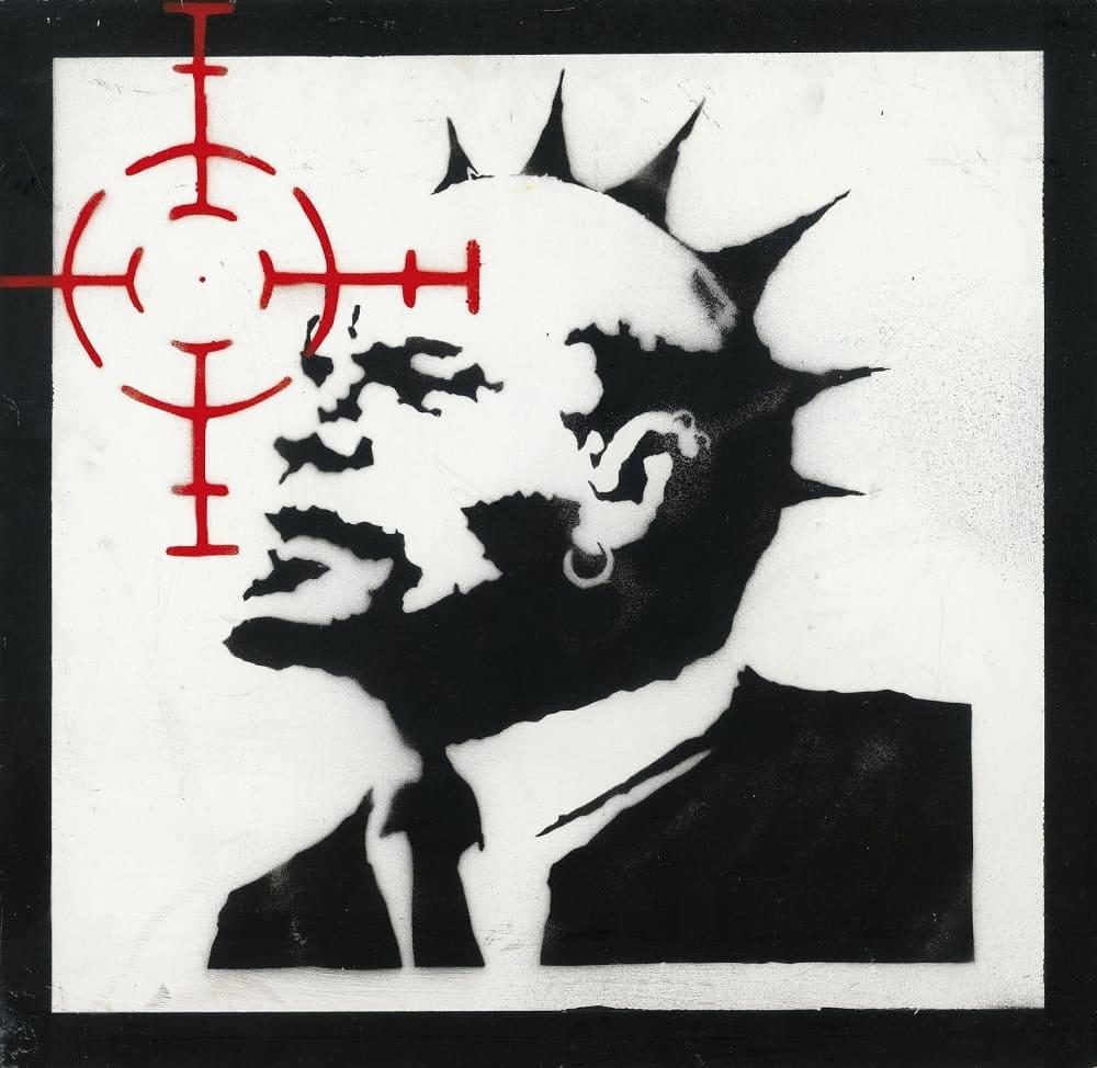 Та самая картина с изображением Ленина