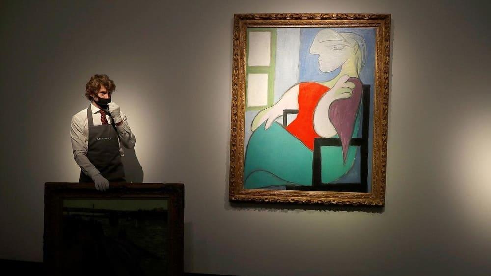 «Женщину, сидящею у окна» продали за 103 миллиона / sothebys.com