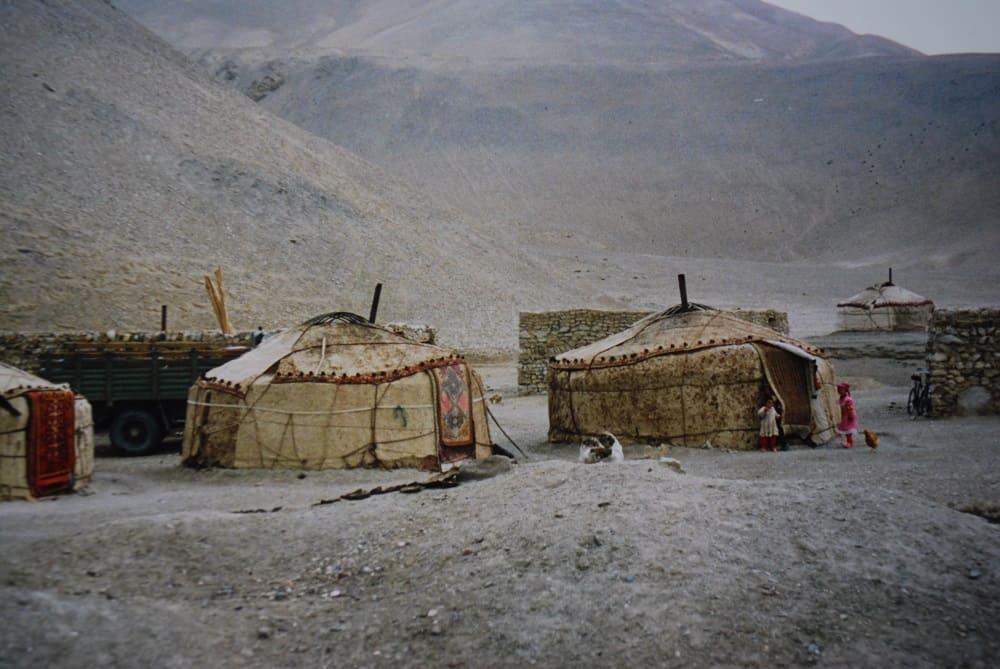 Киргизские юрты / © katorisi / wikipedia.org
