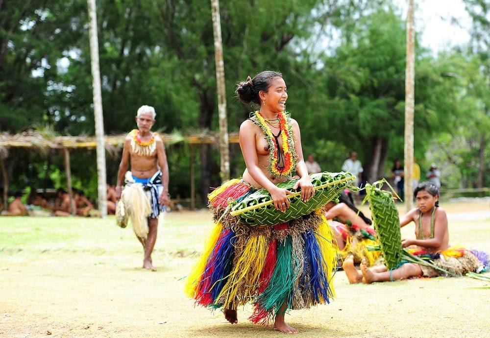Микронезийцы