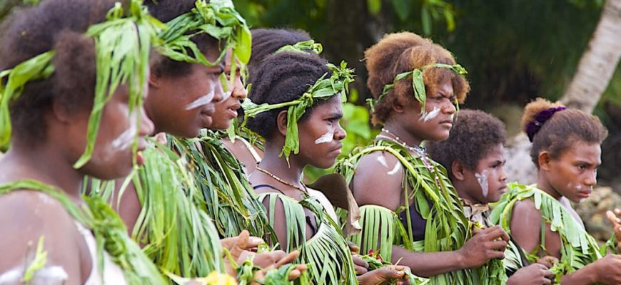 Микронезийцы народ