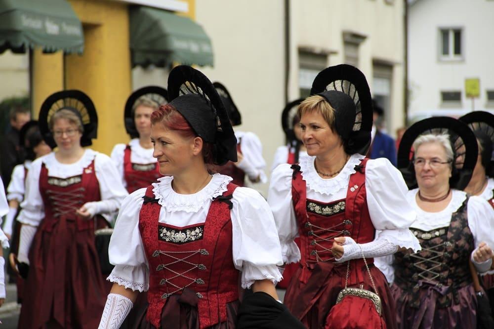 Парад в Лихтенштейне / wikimedia.org