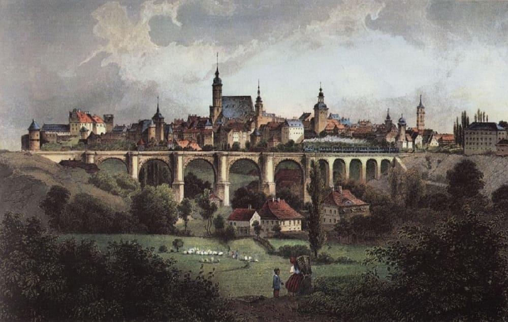 Столица Лужицы - город Будышин