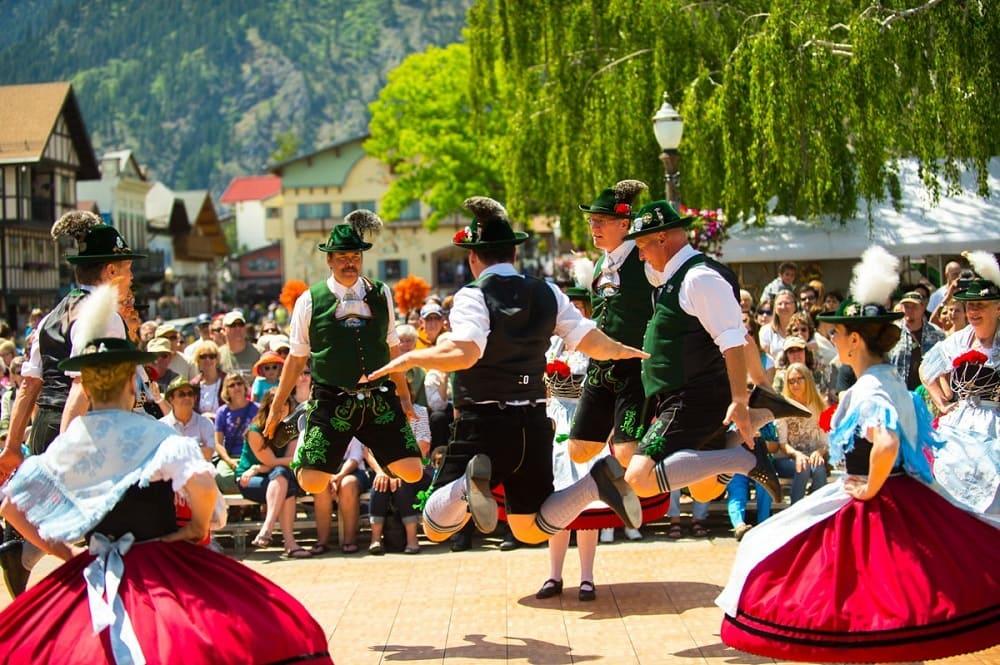 Танцы Лихтенштейна