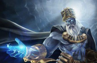 Тейшеба, Бог Грома и Войны / © Shedu ComicS / sheducomics.artstation.com