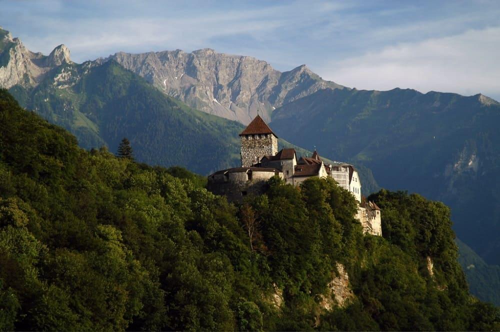Замок Вадуц, Лихтенштейн / © Michael Gredenberg / wikimedia.org