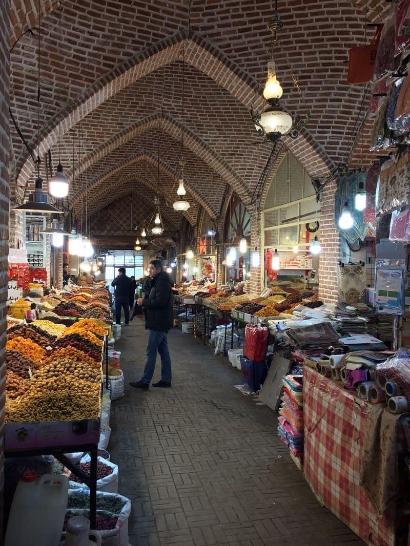 Ардебильский базар