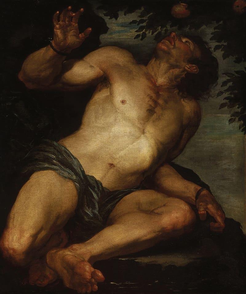 Джоаккино Ассерето «Тантал», 1630-1640 годы Местонахождение: замок Эггенберг, Австрия