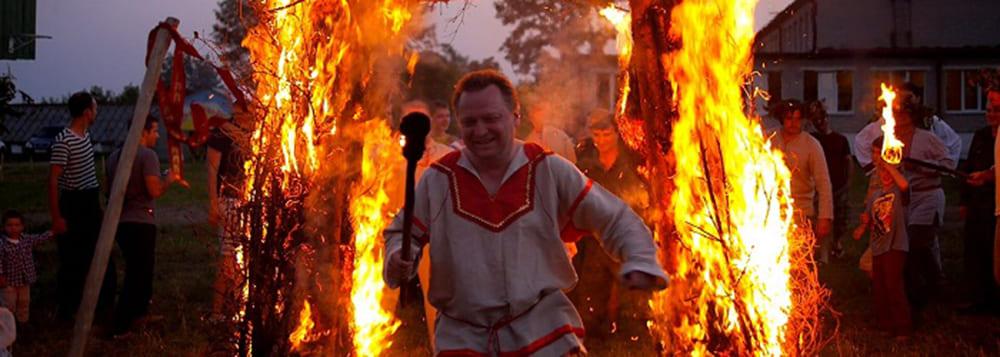День Перуна: один из главных ритуалов - очищение огнем