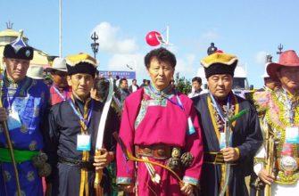 Группа калмыкских народов