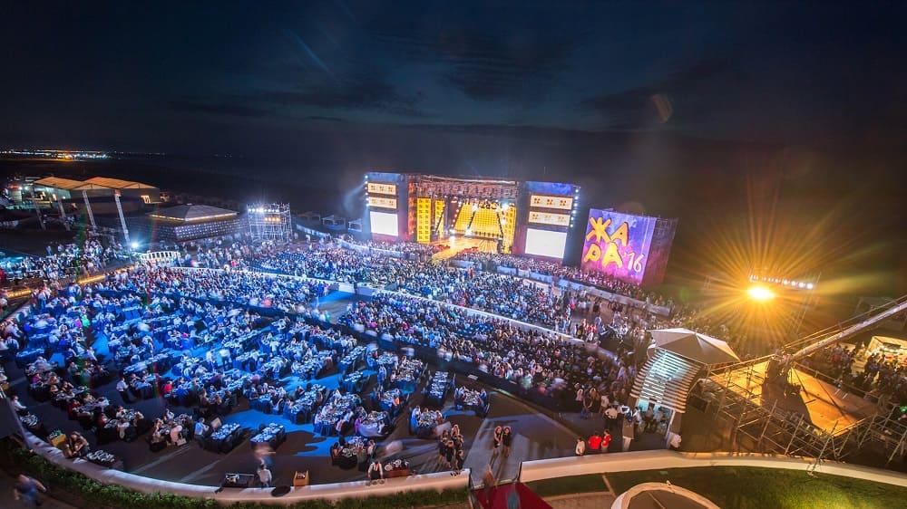 Международный фестиваль «Жара»