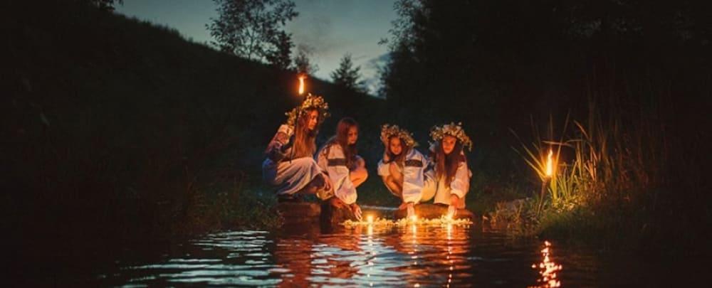 Одним из самых любимых в народе ритуалов был запуск огневицы