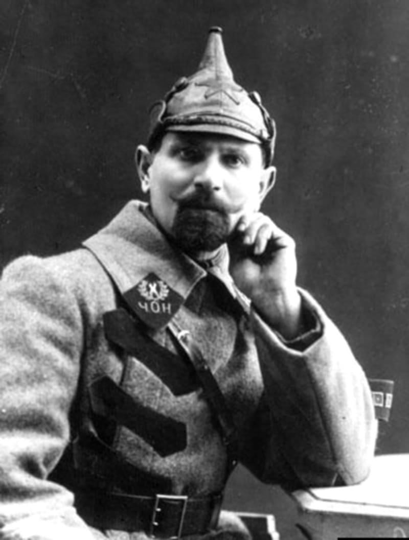 Первое название буденовки - «шапка-богатырка»