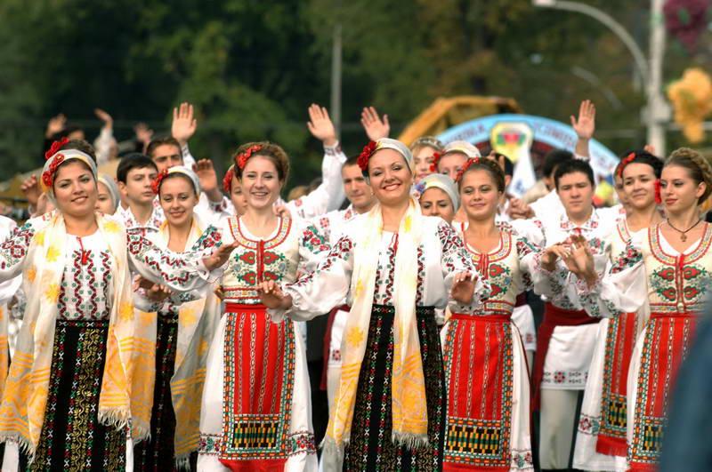 Празднования молдавского праздника «Мэрцишор» / Ялтаинформ
