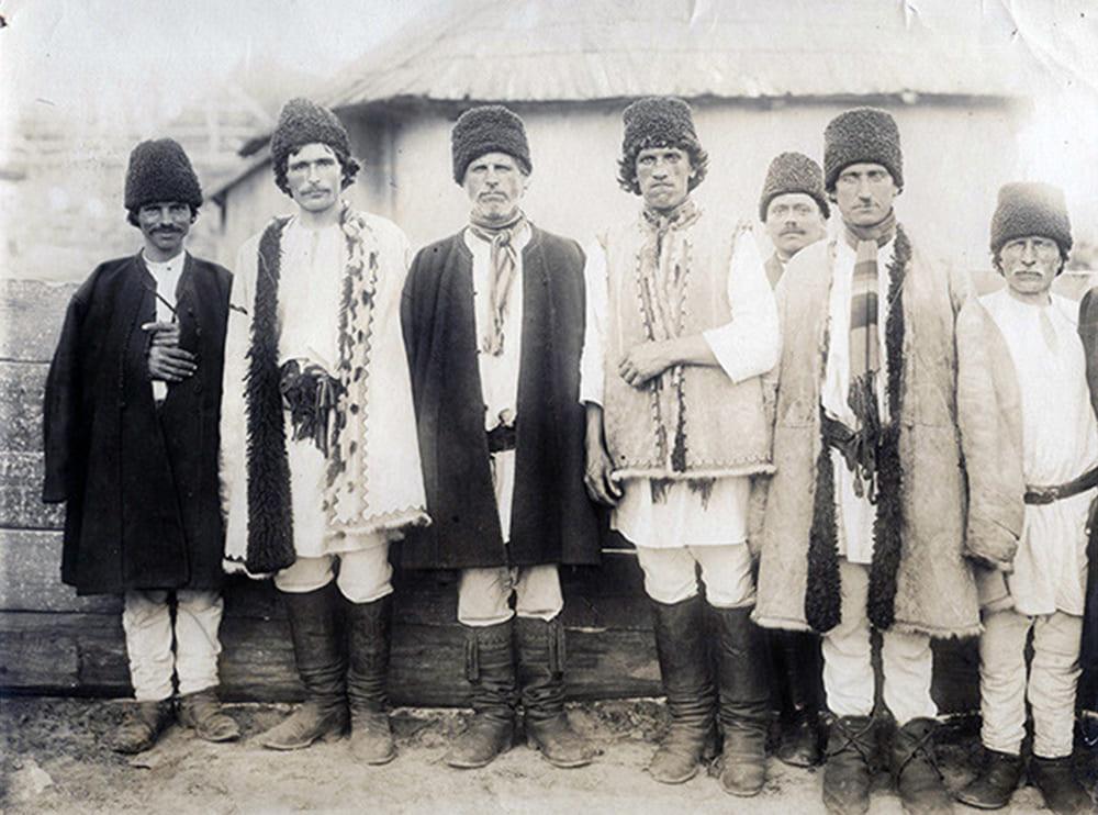 Предками современных молдаван считаются валахи