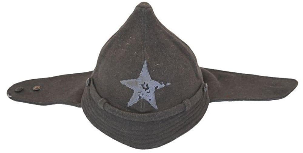 Зимний шлем Будёновка для служащих РКМ 1931 г., СССР