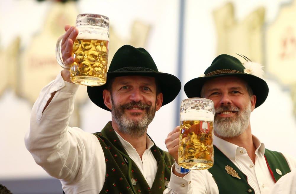 Баварцы - ценители пива