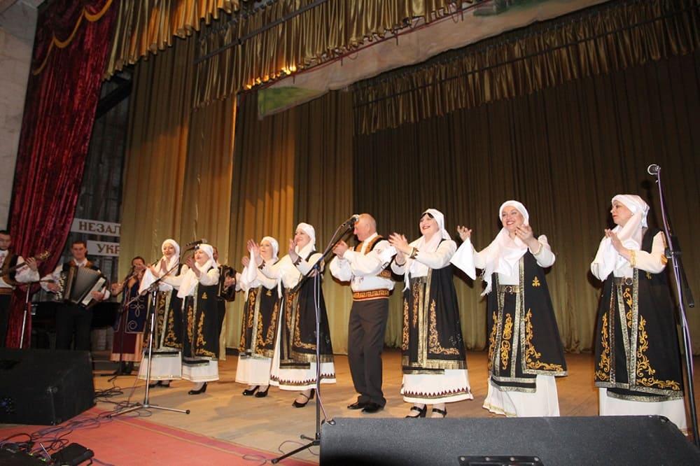 Без народных песен не обходится ни один праздник / spartak.com.ua