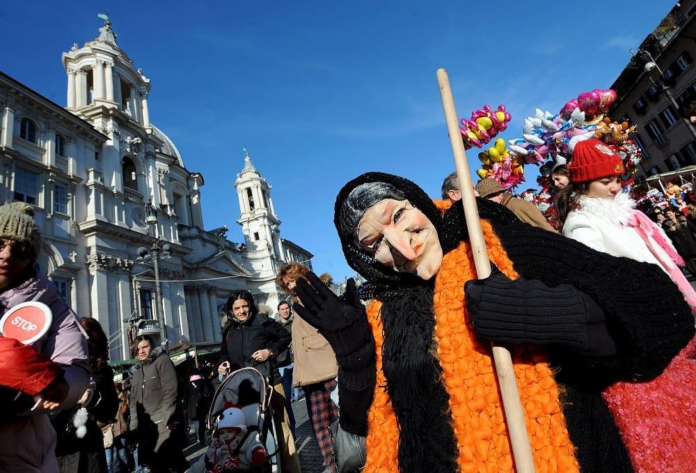 Богоявление без Бефаны - это как Рождество без ёлки, то есть невозможно / © dpa / duda.news