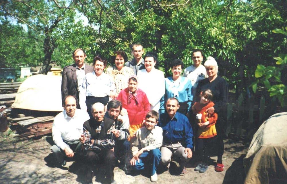 Для греков семья - основа жизни. Четыре поколения семьи Кутана / textarchive.ru