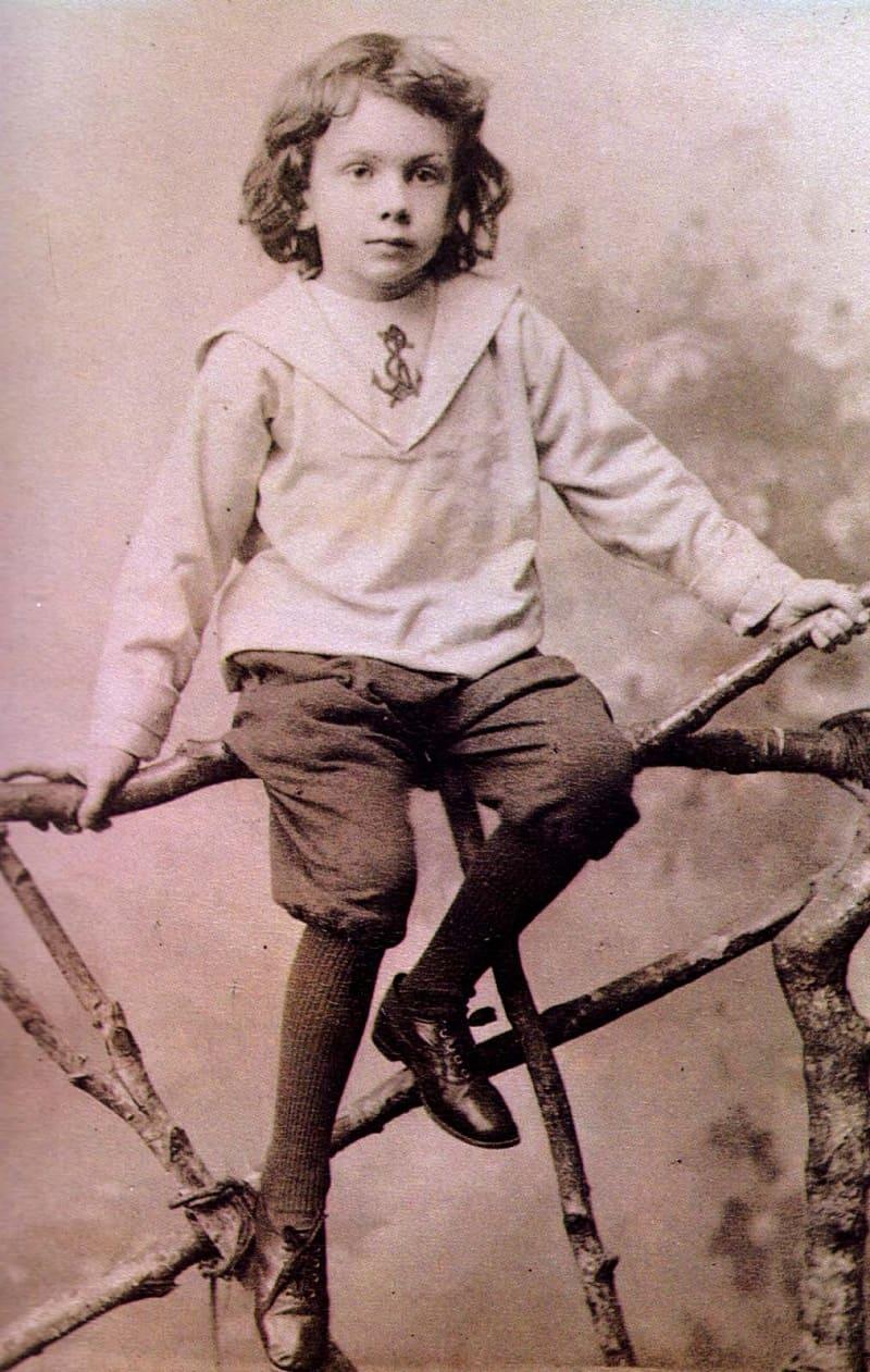 Этот мальчик с умными глазами - будущий гений русской и мировой литературы / свод-мыслей-толстого.рф