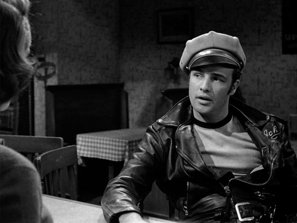 Фильм, который стал культовым - «Дикарь», 1953 год. Его герои - символы молодежного бунта