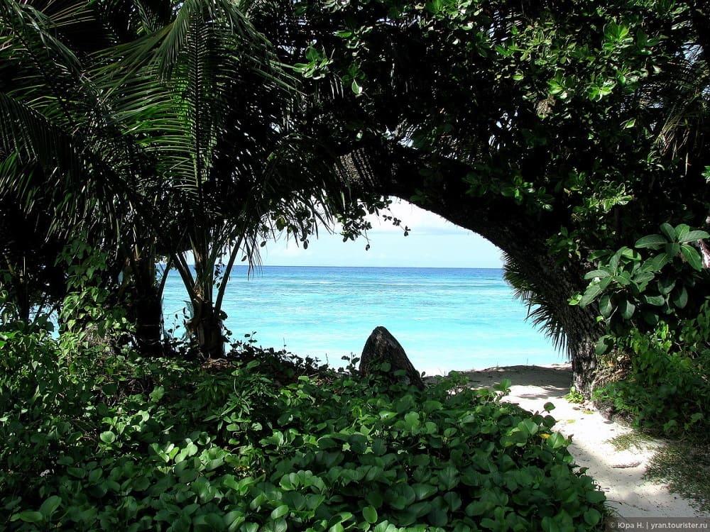 Где-то у берегов острова Силуэт спрятаны пиратские сокровища / tourister.ru